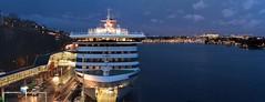 Stockholm, November 2015 (JohntheFinn) Tags: ferry architecture europe ship sweden stockholm outdoor balticsea nordic sverige scandinavia itmeri tukholma laiva vikingline ruotsi eurooppa lautta cruiseferry pohjoismaat skandinaavia