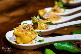 Pumpkin dumplings | DaiLo (Toronto, ON)