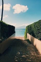 (vvnnie) Tags: ocean sea beach water vertical landscape hawaii coast sand maui napili