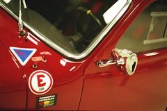 Classic Volvo Cars (Analog World Thru My Lenses) Tags: classic cars sport volvo pv544 rikenon50mmf14 1800e ricohxr7 fujifilmxtra400exp
