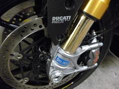 Ducati Monster 1200S - Crystal White (MotoTracer.com) Tags: monster 1200 ducati brembo roadster 1200s ohlins termignoni