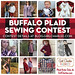 Buffalo Plaid Sewing Contest