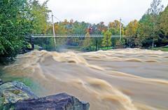 Reedy River High (23) (V-rider) Tags: bridge sc water rain river flow rocks downtown trail waterfalls ralph current greenville muddy reedy rhm swamprabbit waterfll canon6d vrider97 rhmfoto mayerphotoscom rhmphotgraphytllc