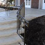 Alumni House handrails
