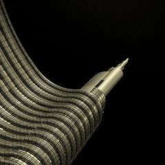 torre unicredit (zecaruso) Tags: milano spire explore ze zeca portanuova guglia csarpelli nikond300 zecaruso cicciocaruso zequadro ze