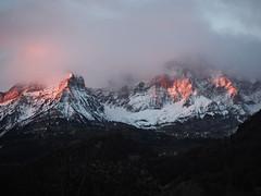 Pico telera, Pirineos