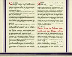 Dwars door de Sahara naar het land van de slaapziekte (2/4)