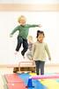 Floor Exercises Trio (2ToneEng) Tags: kids fun gymnastics jumping tumbling canon 5dmarkiv 100mm