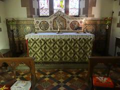 Little Dewchurch, Herefordshire (Sheepdog Rex) Tags: altars reredos stdavidschurch littledewchurch