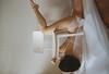 (EYLUL ASLAN) Tags: girl white weiss chair ikea legs feet hair skin underwear lingerie