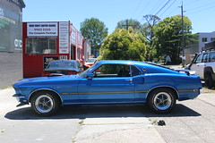 1969 Ford Mustang Mach 1 (jeremyg3030) Tags: 1969 ford mustang mach1 cars