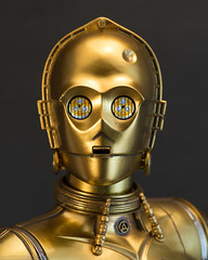 C-3PO Headsculpt (edwicks_toybox) Tags: 16scale c3po anewhope anthonydaniels droids headsculptportrait sideshowtoys starwars