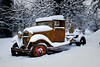 Harold Come in Early (Dex Horton Photography) Tags: harold reglar regular coffee milkingtime snow oldtruck antique truck old abandoned washingtonstate wa whatcom county woods winter wonderland work thermos abandon dexhorton htt thursday