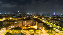 Barcelona by night (mondogonzo) Tags: barcelona night city nightscape cityscape landscape hotelarts spain nikon afszoomnikkor2470mmf28ged urban