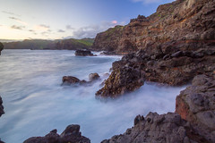 Nakalele Point Sunrise (brianconnollyphoto) Tags: 2016 hawaii maui nakaleleblowhole nakalelepoint fall sunrise