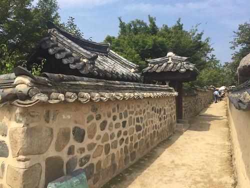 世界遺産の村、 安東河回村日帰りツアー