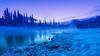 Morning Paradise (mimai2007) Tags: lake fog morning sunrise snow winter winterscene castlemountain trees canadianrockies banff banffnationalpark morningparadise alberta