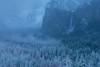 Blue Veil (adonyvan) Tags: yosemite yosemitenationalpark yosemiteconnect bridalveilfall tunnelview california yosemitevalley