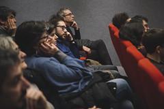 Ross Lipman 027 (Cinemazero) Tags: pordenone cinemazero rosslipman film notfilm busterkeaton samuelbeckett documentario