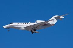 Private (NetJets) Cessna 750 Citation X N922QS (jbp274) Tags: las klas airport airplanes mccarran bizjet netjets cessna c750 citation