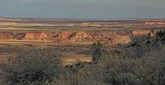Painted Desert / Petrified Forest National Park (Ron Wolf) Tags: chinleformation earthscience geology geomorphology mesozoic nationalpark petrifiedforestnationalpark petrology triassic badlands bentonite desert landscape mudstone nature sandstone siltstone arizona