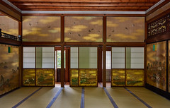 Inside Ninna-ji (Tim Ravenscroft) Tags: ninnaji temple interior kyoto japan unesco