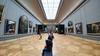 Louvre | Paintings (Toni Kaarttinen) Tags: parís paris parizo pariisi párizs parigi パリ parijs paryż париж 巴黎 frança frankreich francio francia ranska france צרפת franciaország フランス frankrijk francja franţa франция frankrike 法國 iledefrance parisian louvre art museum wideangle paintings perspective