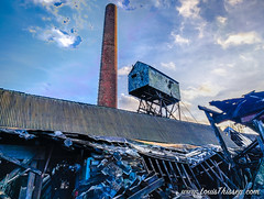 2017-03-02 17.31.05-Modifier (Louis Thissen) Tags: ardoiserie martelange urbex abandonne usine ardoise pierre wallonie belgique traitement