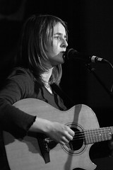 Karine Polwart – Festival Club – October 2003 (photo: Murdock Smith)