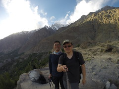 G0090461 (jackie0712) Tags: trip travel pakistan mountain trekking adventure kkh backpacker hunza ladyfinger eaglenest snowmountain hunzavalley karakoramhighway gopro