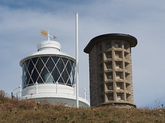 Anvil Point Lighthouse (Megashorts) Tags: park uk england lighthouse coast olympus cliffs dorset pro swanage f28 omd em1 2015 40150mm mzd durlston durlstoncountrypark anvilpoint