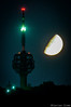 DSC04455 (Mirza Mašić) Tags: sky moon stars sarajevo bosnia herzegovina nighr