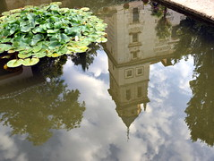 palace in the pond (Los Liffords de Tejas) Tags: alambra