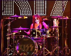 Kiss Tribute- Mr. Speed- Peter (TheMightyEye) Tags: park music rock kiss drum beth peter drummer tribute rocknroll rockband catman criss petercriss warnercenter mrspeed themightyeye