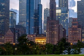 over 100 years of skyscraper architecture