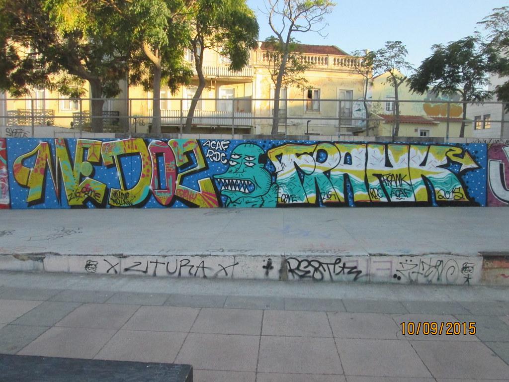 Frank heterônimos tags street portugal frank graffiti europe setúbal