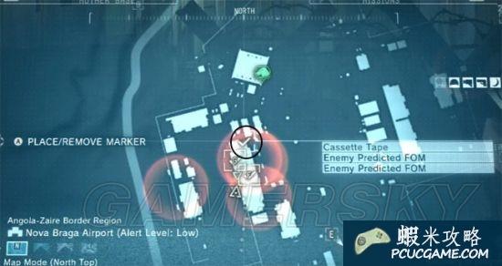 潛龍諜影5幻痛劇情磁帶收集攻略 磁帶收集攻略