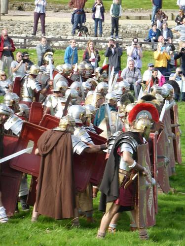 Hadrian's Wall Live 2015