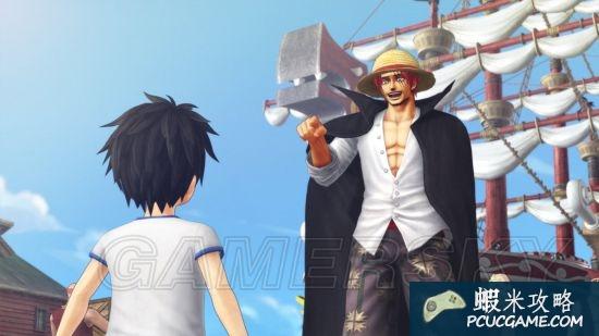 海賊無雙3 紅髮香克斯用法攻略