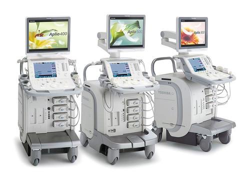 超音波診断装置 APLIO 500/400/300 (TUS-A500/A400/A300)の写真