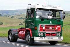 TV011426-Trans Pennine Run. (day 192) Tags: truck wagon lorry erf lorries embsay roadrun cseries transportshow vintagelorry transportrally transpenninerun classiclorry erfc preservedlorry b271klv rmchapman