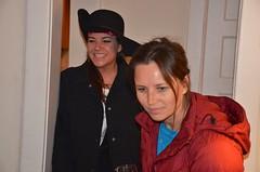 Sarah And Anastasia (Joe Shlabotnik) Tags: halloween anastasia sarahp 2015 afsdxvrzoomnikkor18105mmf3556ged october2015