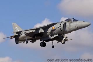 AV8 HARRIER ARMADA ESPAÑOLA (VA.1B-24 / 01-914)