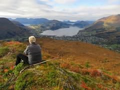 Autumn (Mrs.Snowman) Tags: autumn mountains norway colours hiking ørsta sandhornet