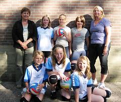 2009 Mini  6, kampioen poule 5B