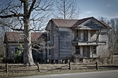 AN OPEN HOUSE HALLOWEEN PARTY TONIGHT (NC Cigany) Tags: abandoned halloween rural nc gulf haunted creepy spooky decrepit shabby shabbychic
