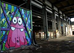 villa friekens R.I.P. (wojofoto) Tags: abandoned amsterdam graffiti rip noord urbex nol wolfgangjosten wojofoto villafriekens