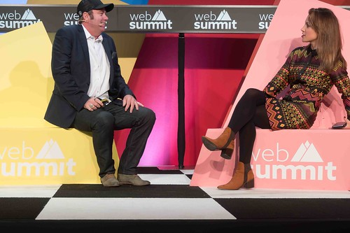 THE WEB SUMMIT DAY TWO [ IMAGES AT RANDOM ]-109824