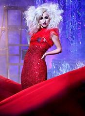 (waluntain) Tags: celebrity strange beautiful lady crazy famous fame odd kinky odds gaga ladygaga