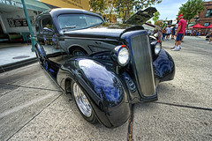 25th Annual Old Car Show in Old Town Monrovia (dmentd) Tags: hotrod custom streetrod
